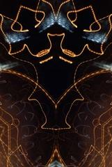light brush neon dark night mystery spot sci fi ufo pattern strange mind x-mas christmas ghost kaleidoscope batman dracula vampire knight by Typo-Graphic-Design
