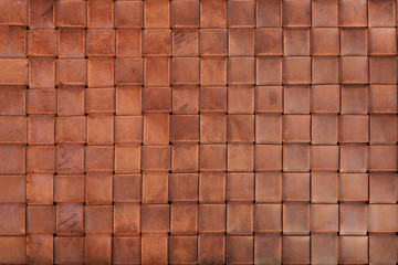 Leather products in household goods