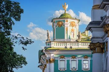 Ажур Эрмитажа Openwork of the Hermitage