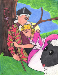 Iolanthe by Gilbert and Sullivan - Couple 3