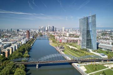 Frankfurt am Main Fototapete