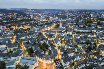 Wall Mural - City of Siegen, Germany