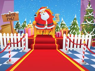 The Santa Place