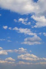 5月の空・青空