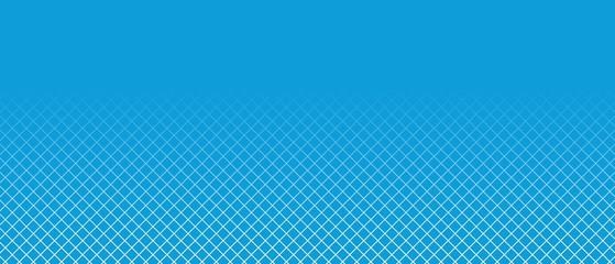 Gittermuster mit Farbverlauf auf hellblauem Hintergrund