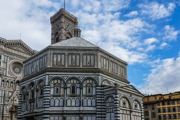 Baptistery of San Giovanni in Florence, Tuscany, Italy