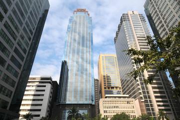Skyscrapers manilla