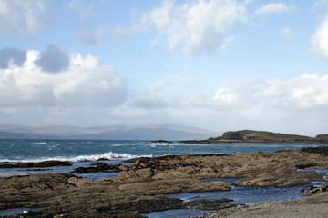 Irish sea West Cork