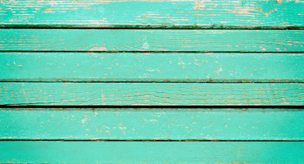 Old wooden paneling. mockup. vignetting