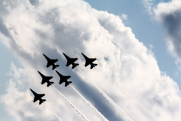 thunderbirds airshow