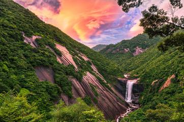 Senpiro-no-taki Waterfall, Yakushima Island