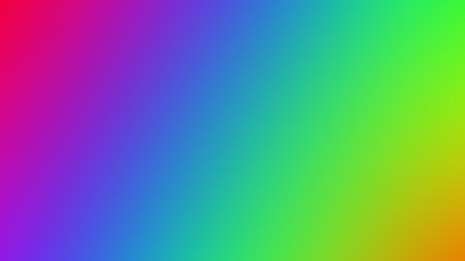 An abstract rainbow colored gradient background image.