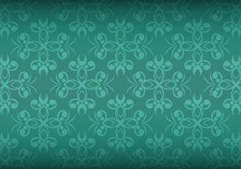 mosaic background vignate