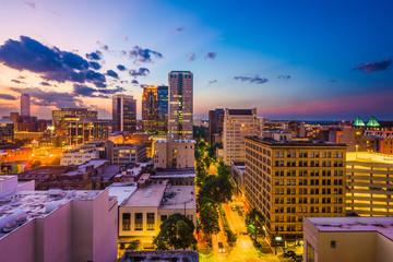 Fototapete - Birmingham, Alabama, USA