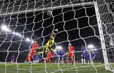 Chelsea v Paris St Germain - UEFA Champions League Second Round Second Leg