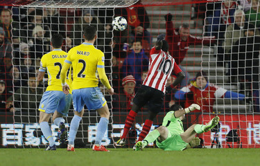 Southampton v Crystal Palace - Barclays Premier League