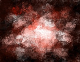 Photo sur Toile Les Textures Abstract red background