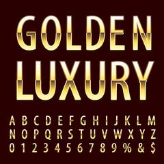 golden luxury