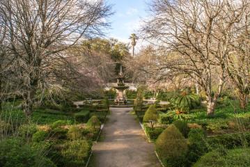 Botanical Garden, Coimbra, Portugal