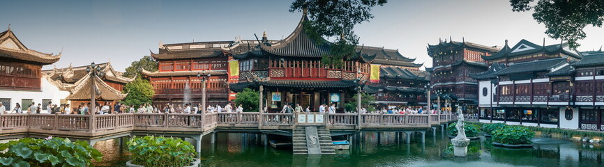 Aluminium Prints Shanghai Shanghai Yu Garden