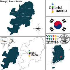 Daegu Metropolitan City, South Korea
