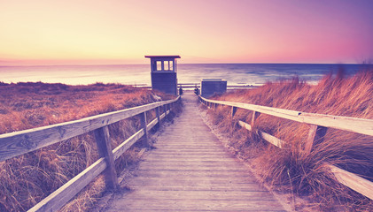 Auszeit an der Küste