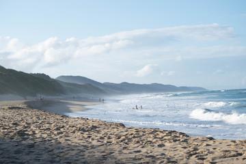 Coastline, Santa Lucia, South Africa