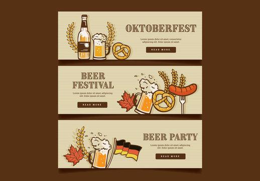 Oktoberfest Web Banner 1