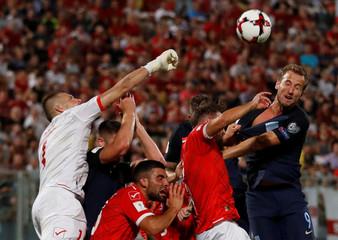 2018 World Cup Qualifications - Europe - Malta vs England