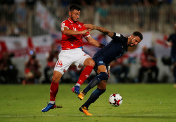 2018 World Cup Qualifications - Europe - Malta vs England