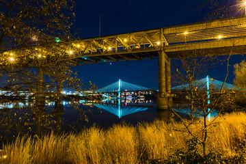 Tilikum Crossing in Portland, Oregon