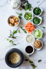 vietnamese rice wraps ingredients