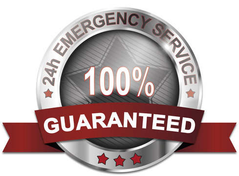 24h emergency service 100% guaranteed