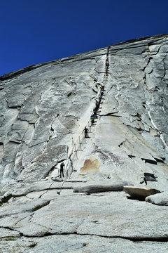 Half Dome Cables-Yosemite