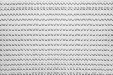 Texture of material perforated sheets white color