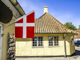 Hans Christian Andersen Hus, Haus, Dänemark, Fünen, Odense