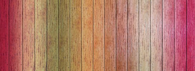 Header für die Website. Holz mit Farbverlauf.