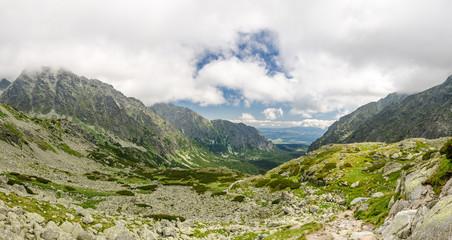 Printed roller blinds Eastern Europe High Tatras