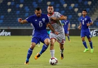 2018 World Cup Qualifications - Europe - Israel v FYR Macedonia
