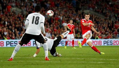2018 World Cup Qualifications - Europe - Wales vs Austria