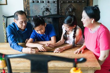 Family learning abacus