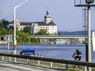 Donaukraftwerk Ybbs-Persenbeug, Österreich, NIederösterreich,