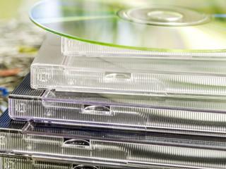 CD-Hüllen, CD