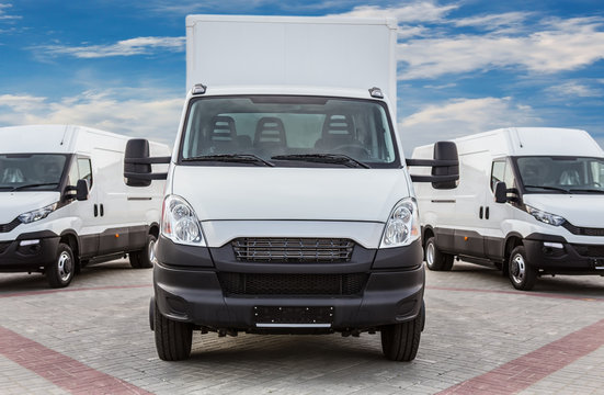 truck and minivans cargo delivery