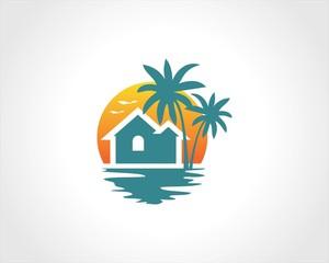 home nature logo