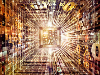 Energy of Digital Processor
