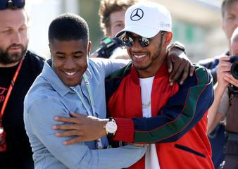Formula One - F1 - Italian Grand Prix 2017