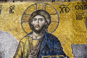 Christ Mosiac
