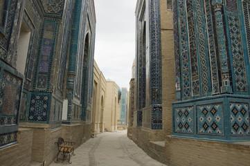 Necropolis of Shah-i-Zinda, Samarkand