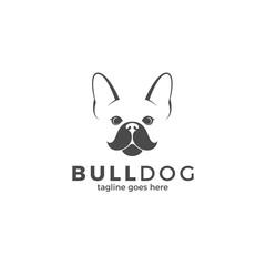 Bulldog. Logo